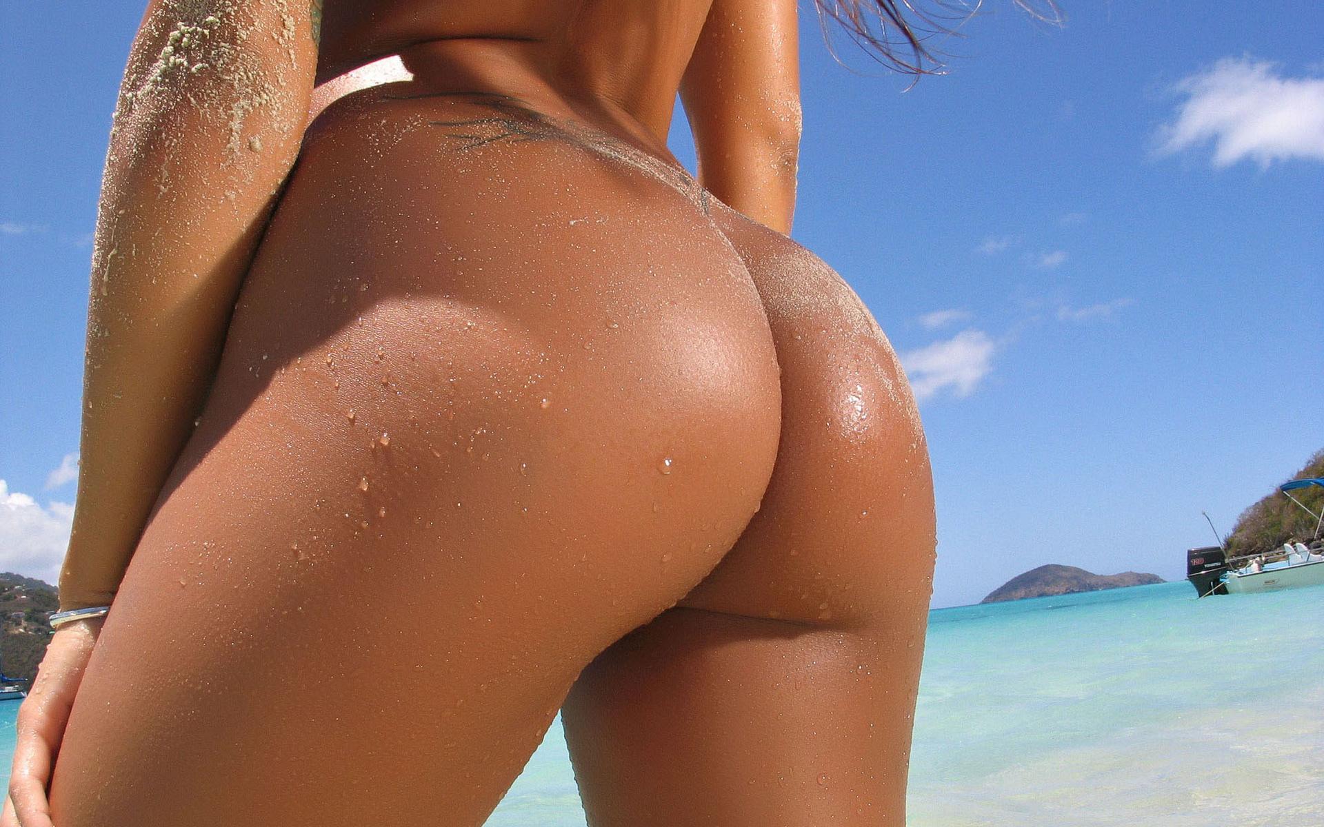 Красивая попка девушка голая фото #14