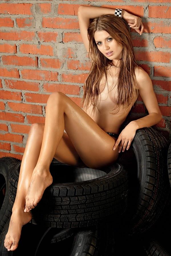 Виктория боня в журнале порно