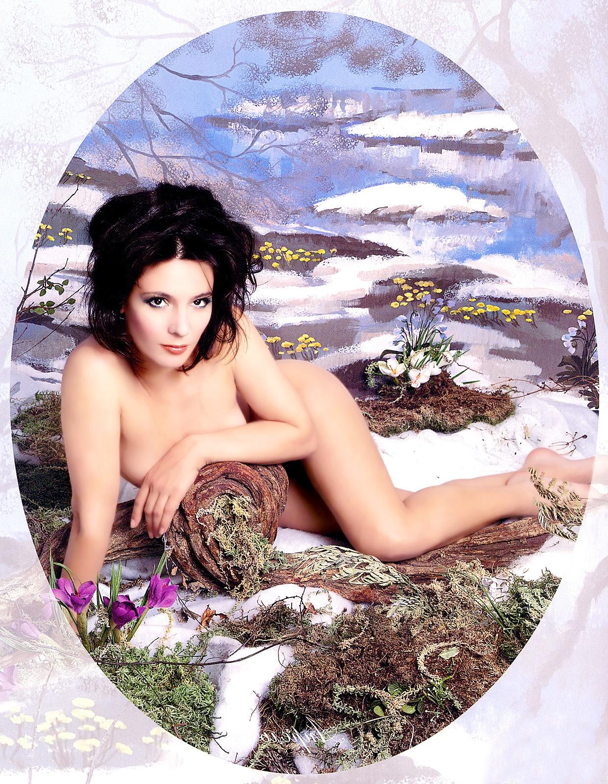 Голые знаменитости  Порно фото бесплатно эротические