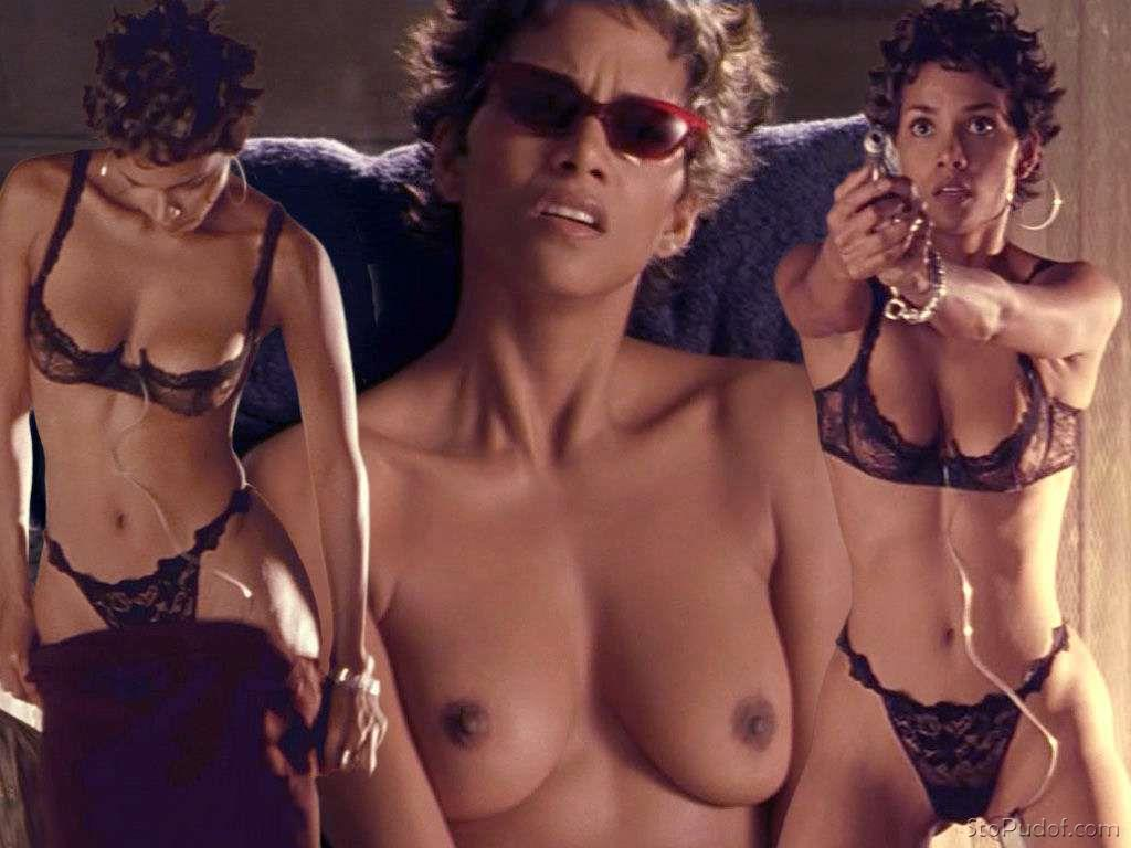Halle berry nude pics exposed leaked exclusive