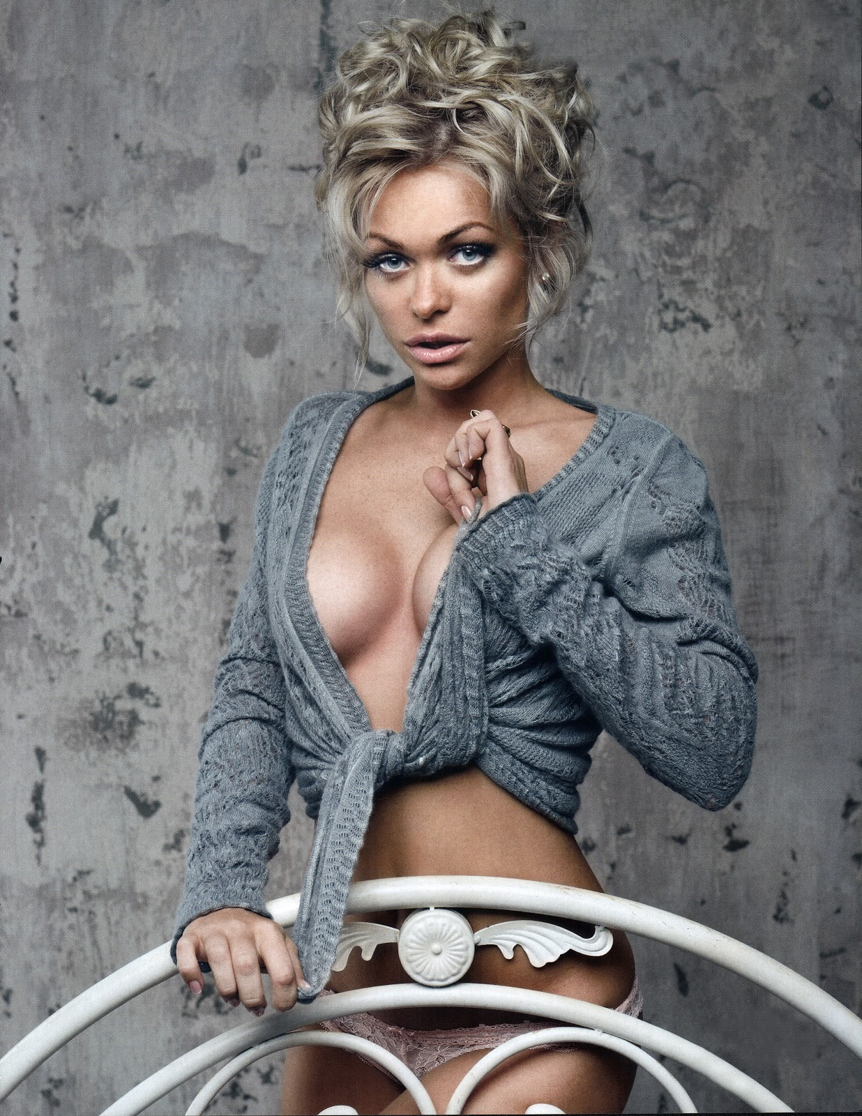 Голая Екатерина Стриженова  Фейк и фото голых телеведущих