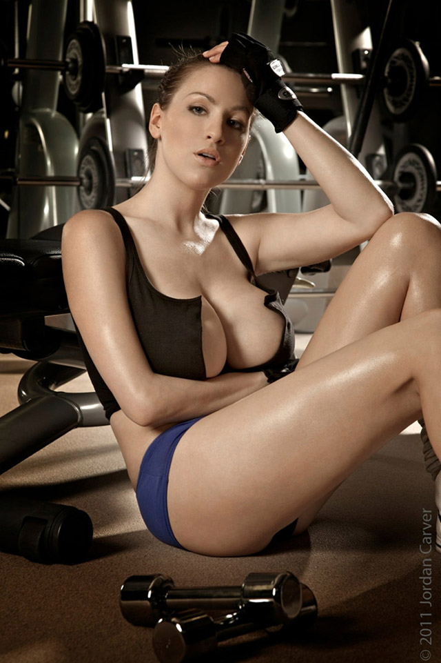 Super hot girls in the gym naked, thong bikini photo galleries on