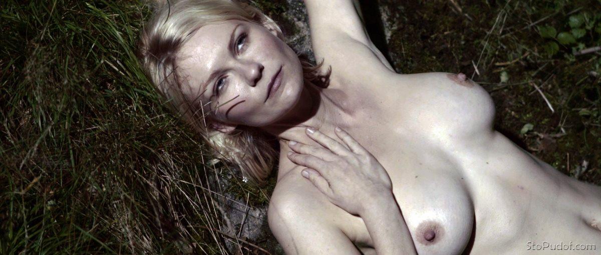 Kirsten Dunst Celebrity Nude