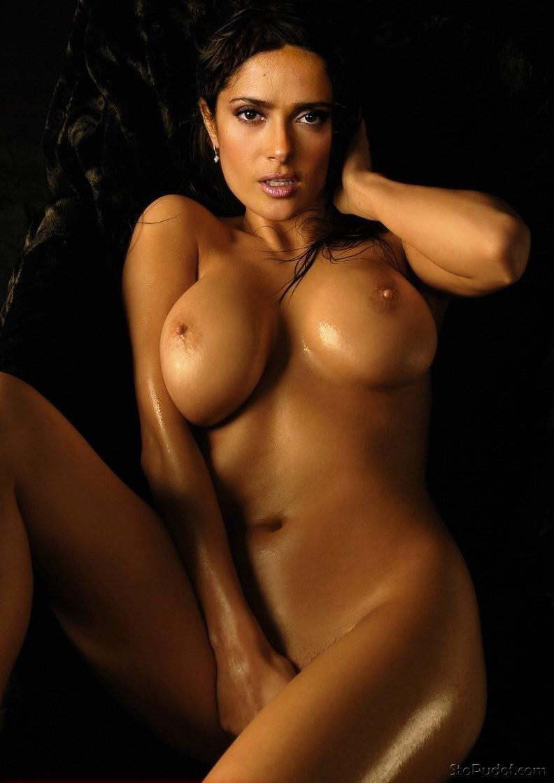 Сальма хайек фото голая