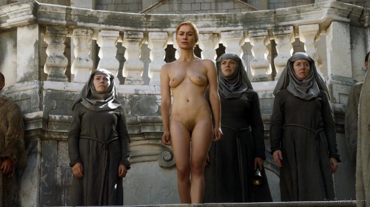 Лина Хиди - Серсея Ланнистер в Игре престолов
